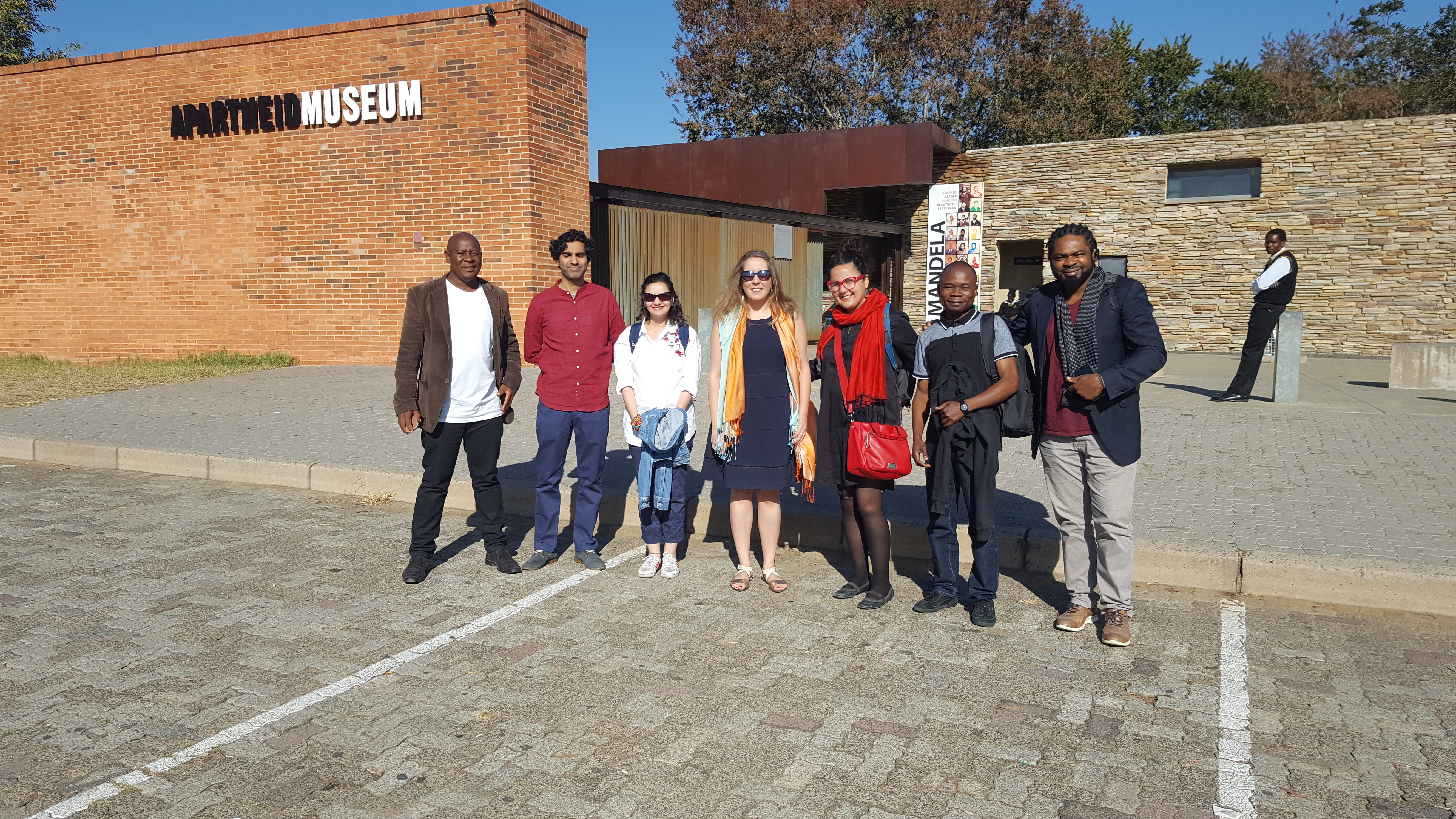 SPSS program participants Johannesburg May 2019